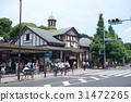 原宿站 山手線 JR 31472265