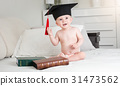 baby, cap, diapers 31473562