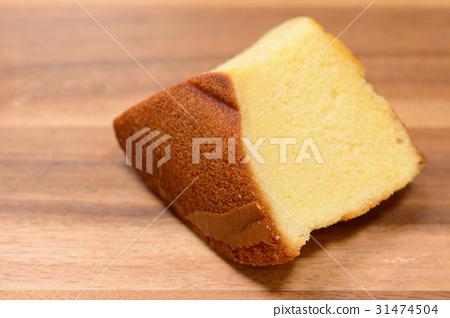 Delicious chiffon cake 31474504