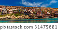 Famous Popeye Village at Anchor Bay, Malta 31475681