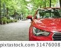 빨간 자동차 31476008