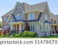 Custom built luxury house in the suburbs of 31476070