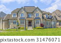 Custom built luxury house in the suburbs of 31476071