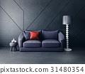 interior, 3d, room 31480354