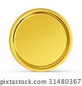 gold coin 31480367