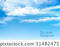 background, blue, cloud 31482475