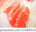 生魚片 生的 魚 31484010