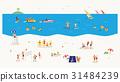海灘 生活方式 景色 31484239