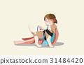 嬰兒 寶寶 寶貝 31484420