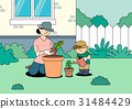 插圖 男孩 兒童 31484429