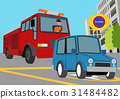插图 活动 汽车 31484482