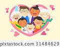 插图 男孩 夫妇 31484629