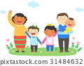 family, happiness, welcome 31484632