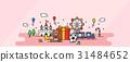 禮物 玩具 插圖 31484652