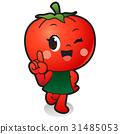 動畫 西紅柿 番茄 31485053