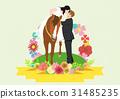 夫妇 一对 情侣 31485235