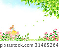 和平 插圖 背景 31485264