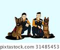 狗 狗狗 生活方式 31485453