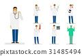 醫生 博士 醫院 31485494