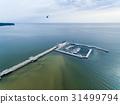 outdoors, pier, sopot 31499794