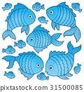 fish drawing drawings 31500085