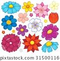 花朵 花 花卉 31500116
