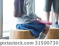 음악실의 수업 초등학생 31500730