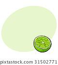 石灰 酸橙 萊姆 31502771