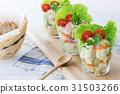 감자 샐러드, 샐러드, 양식 31503266
