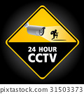 CCTV Security Camera 31503373