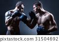 boxing, man, boxer 31504692