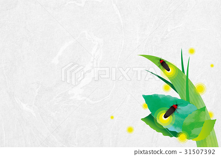 Genji firefly _ white _ bg 2 31507392