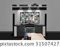 텔레비젼, 티비, TV 31507427