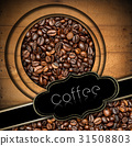 Template for Coffee House Menu 31508803
