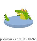 鱷魚 性格 個性 31510265