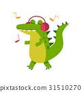 鱷魚 耳機 性格 31510270