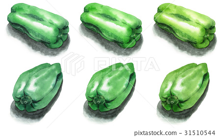 vegetables, vegetable, Bell Peppers 31510544