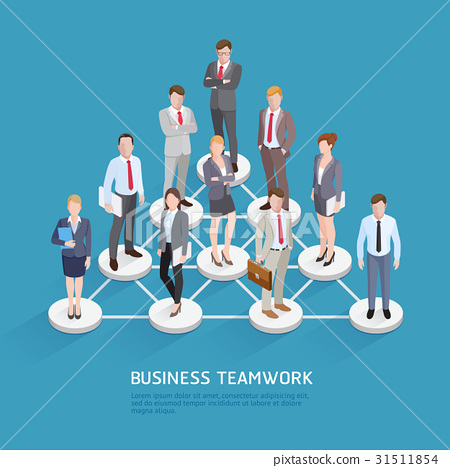 Business Teamwork Concepts.  31511854