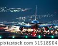 客用飞机 跑道 飞机 31518904