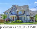 Custom built luxury house in the suburbs of 31531501
