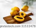番木瓜 水果 夏天 31533476