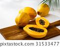 番木瓜 木瓜 水果 31533477