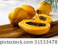 番木瓜 水果 夏天 31533478
