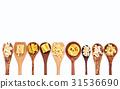Italian foods concept and menu design.  31536690