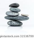 The Stones spa treatment scene. 31536700