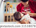 breastfeeding, baby, breast 31538078