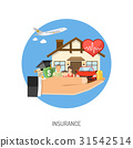 Insurance Services Concept 31542514