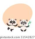 熊猫 矢量 矢量图 31542827