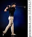 高尔夫 高尔夫球手 男性 31543527
