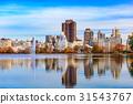 Central Park Autumn 31543767
